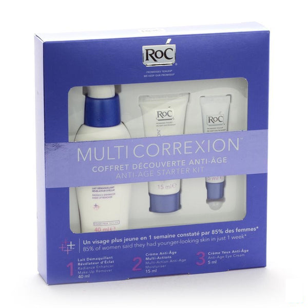 Roc Multi Correxion Aa Ul-hrs Dg/nhtcr Spf15 50ml - Roc - InstaCosmetic