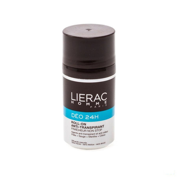 Lierac Homme Deo 24h Roll-on 50ml - Lierac - InstaCosmetic