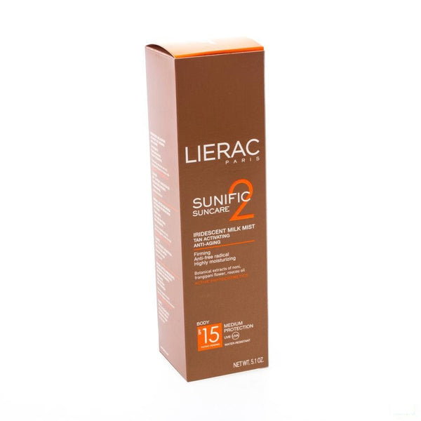 Lierac Sunific 2 Ip15 Nevel A/age Spray 150ml - Lierac - InstaCosmetic