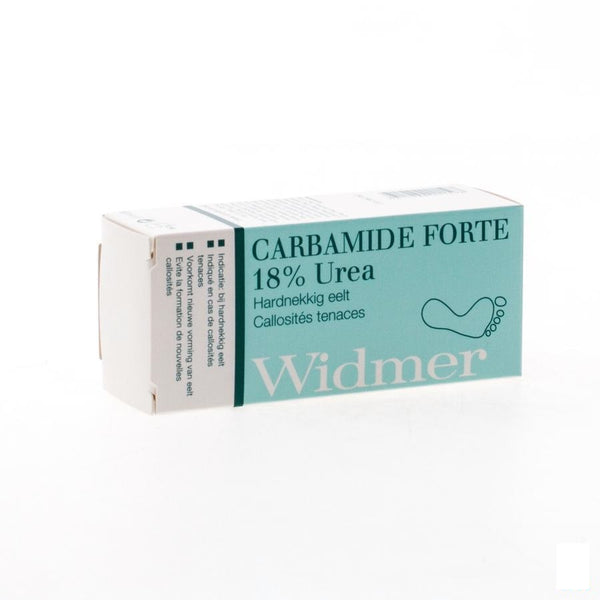 Louis Widmer Carbamide Forte 18% Urea 50 Ml - Louis Widmer - InstaCosmetic