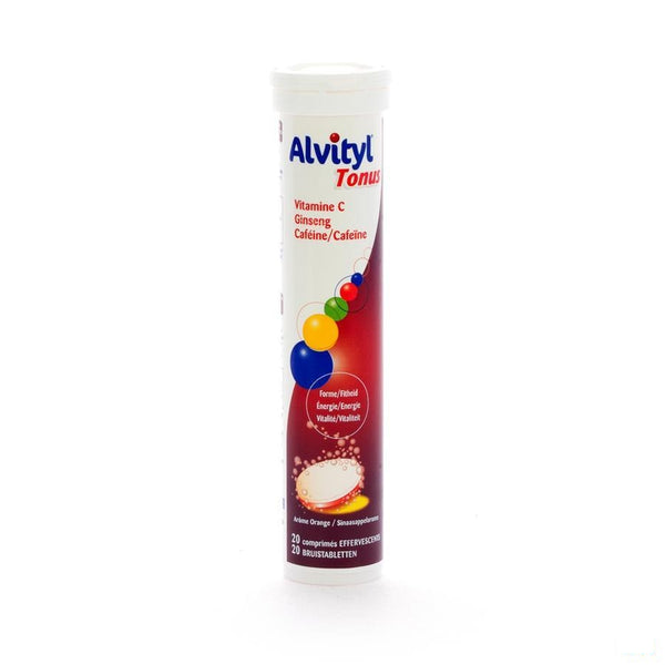 Alvityl Tonus Tube Tabletten 20