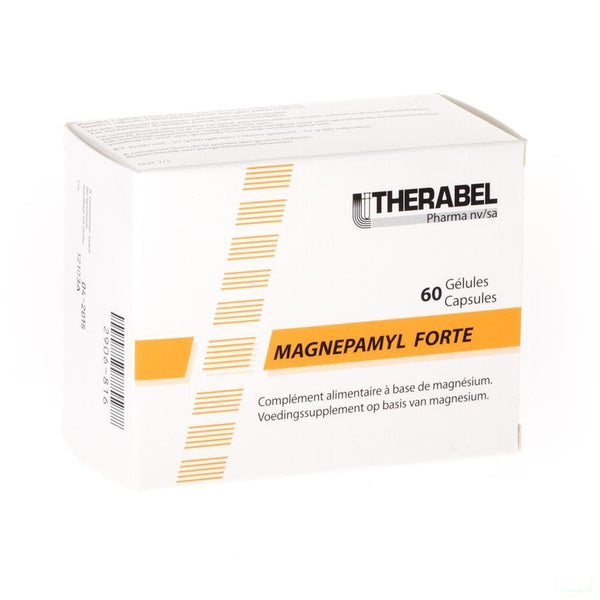 Magnepamyl Forte Capsules 60 - Therabel Pharma - InstaCosmetic