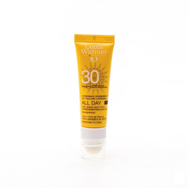 Widmer Sun All Day SPF30 Met Parfum + Lipstick 25ml - Louis Widmer - InstaCosmetic