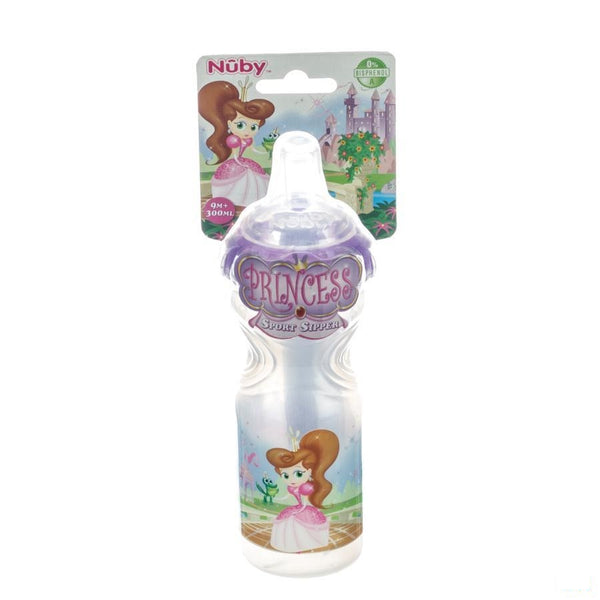 Nuby Beker Sport Sipper Pp 300ml +9m - New Valmar - InstaCosmetic