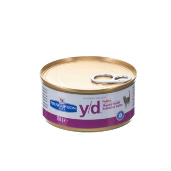 Hills Prescrip.diet Feline Yd 156g 1496yt - Hill's Pet Nutrition - InstaCosmetic