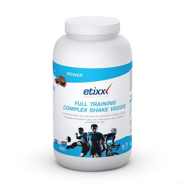 Etixx Full Training Cplx Soya Chocolade Pdr 1500g - Axone Pharma - InstaCosmetic