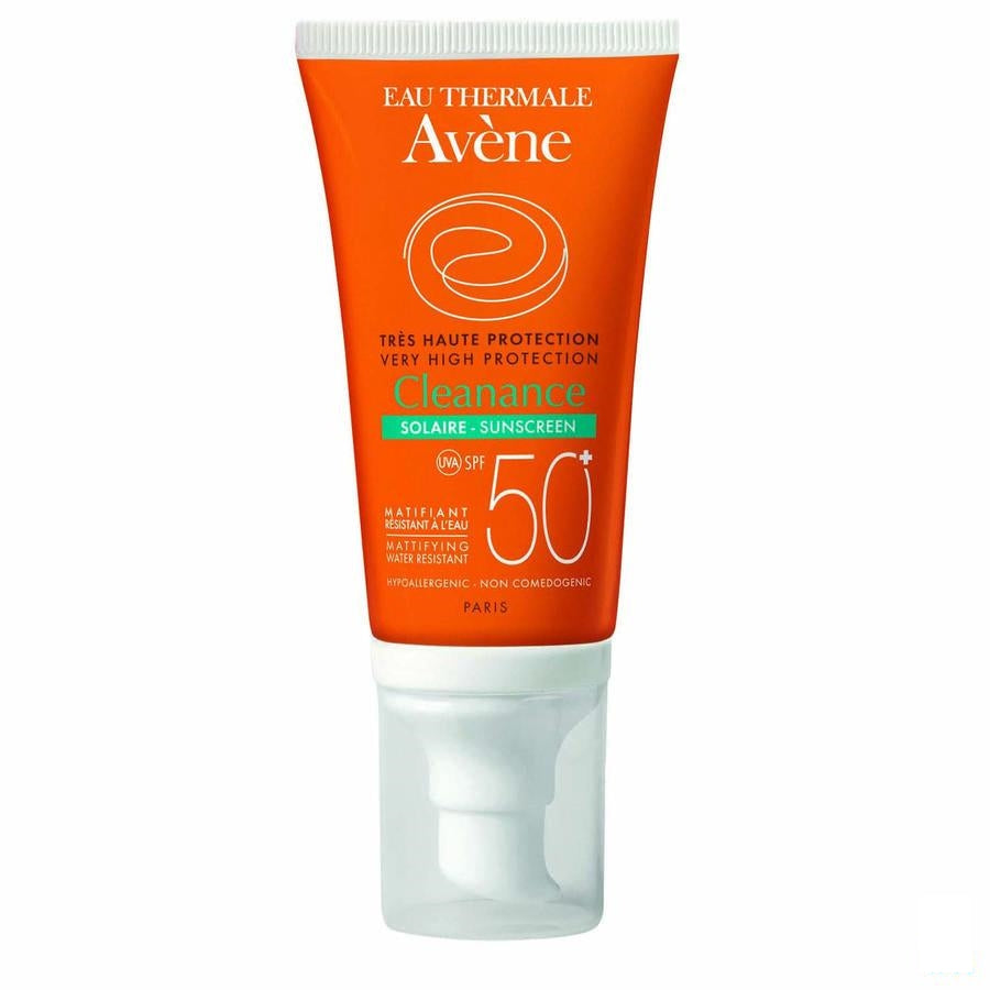 Avene Zonnecreme Ip50+ 50 Ml