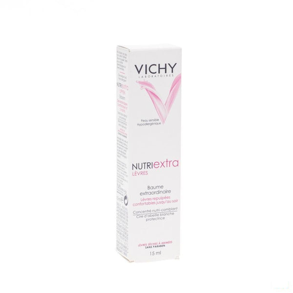 Vichy Nutriextra Lippen 15ml - Vichy - InstaCosmetic