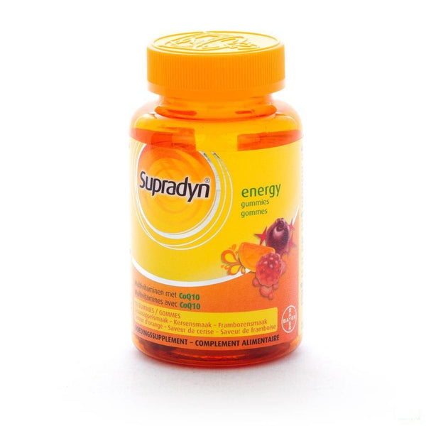 Supradyn Energy Gummies Fl 1x50 - Bayer - InstaCosmetic
