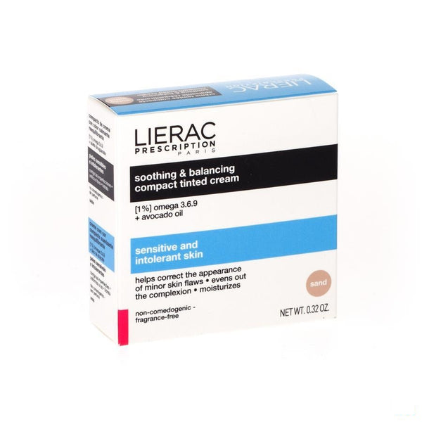 Lierac Prescription Cr Teint Comp. Sable Apais.10g - Lierac / Phyto - InstaCosmetic