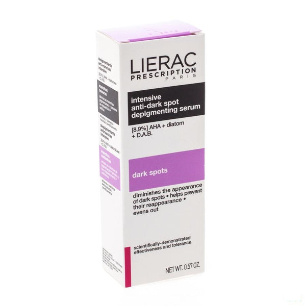 Lierac Prescription Depigmenterend A. Taches 10 Ml - Lierac - InstaCosmetic