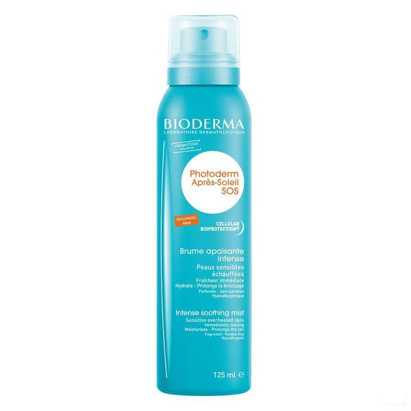 Bioderma Photoderm A/sun Sos Verzacht. Nevel 125ml