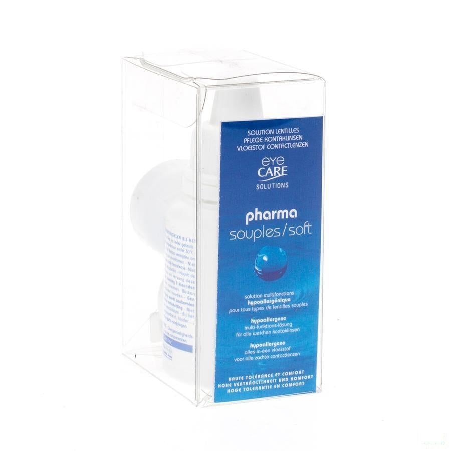 Eye Care Pharma Souples Opl Contactlenzen Fr 50ml