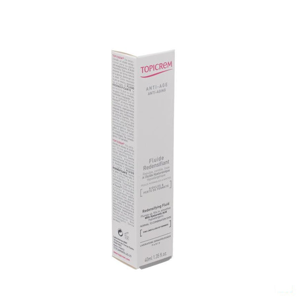 Topicrem Fluide Gezicht Herstellend Tube 40ml - Acp - InstaCosmetic