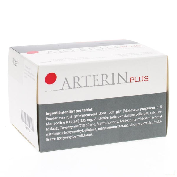 Arterin Plus 180 Tabletten - Omega Pharma - InstaCosmetic