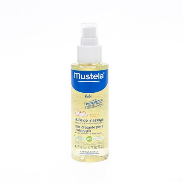 Mustela Bb Massageolie 110ml