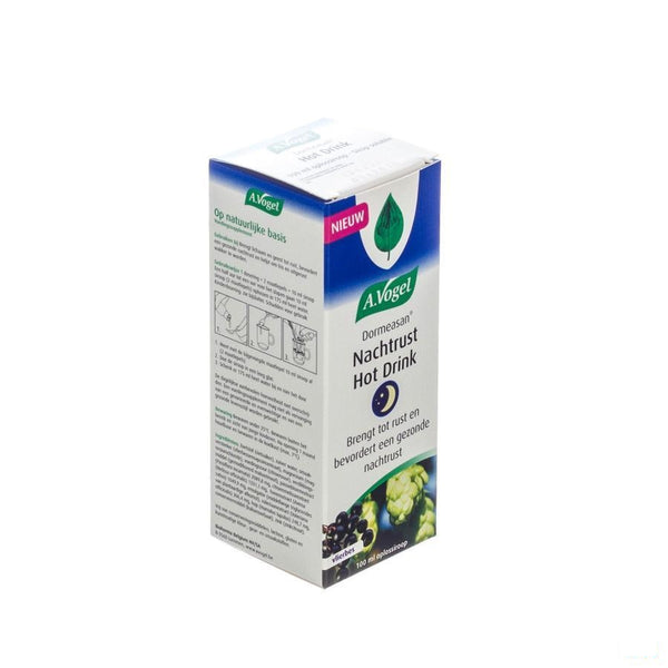 Vogel Dormeasan Hot Drink Siroop 100ml - A. Vogel - InstaCosmetic