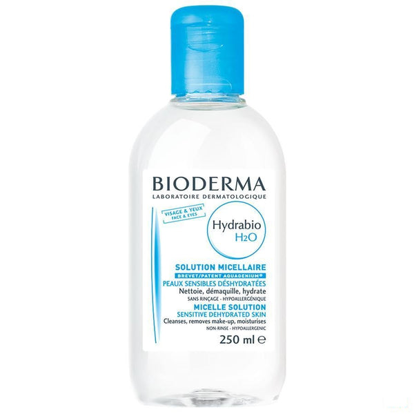 Bioderma Hydrabio H2o Micellaire Oplossing 250ml - Bioderma - InstaCosmetic