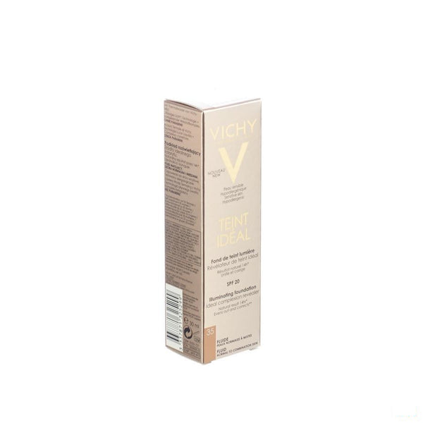 Vichy Fdt Teint Ideal Fluide 35 30ml - Vichy - InstaCosmetic
