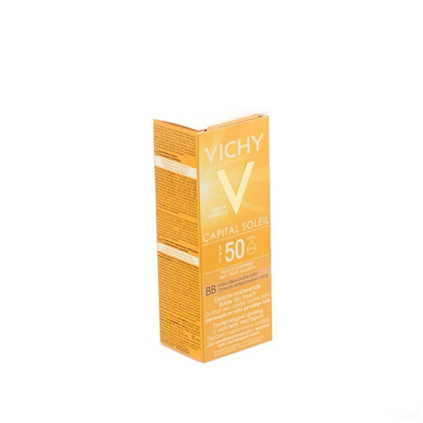 Vichy Capital Soleil Dry Touch BB-Crème SPF50+  50ml - Vichy - InstaCosmetic