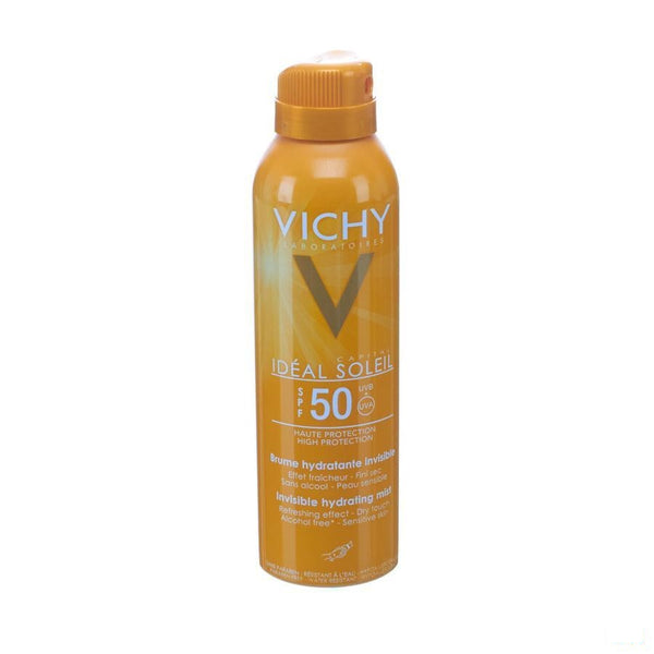Vichy Capital Soleil Ip50+ Body Mist 200 Ml - Vichy - InstaCosmetic
