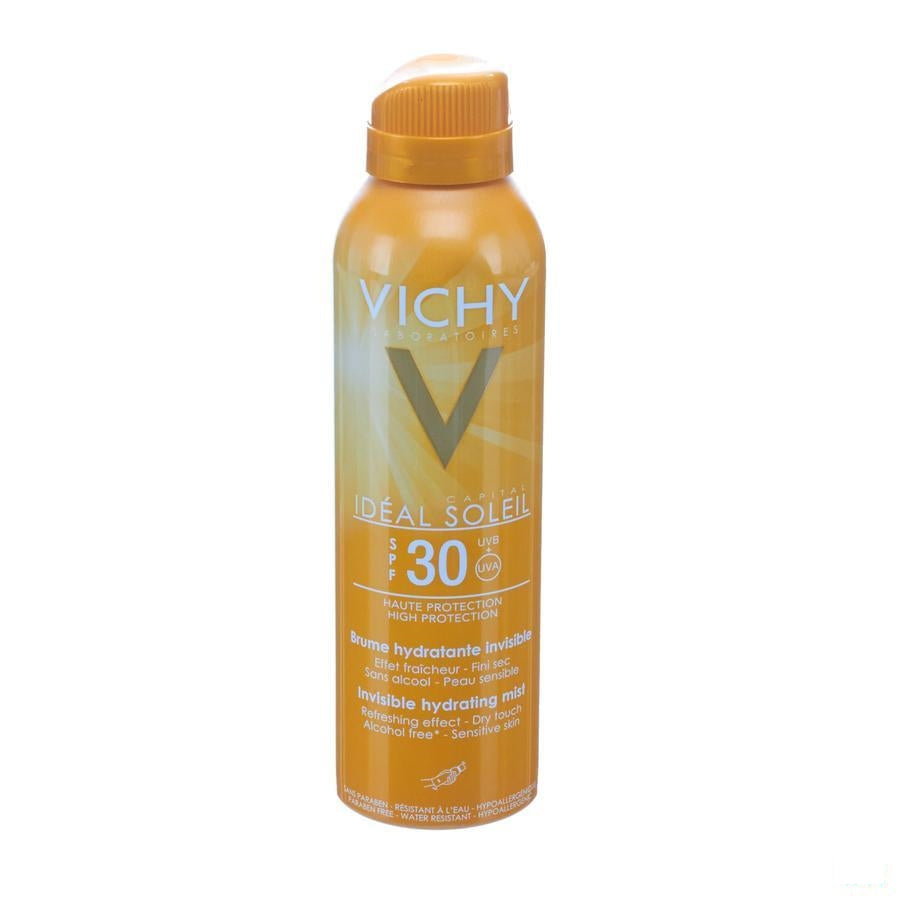 Vichy Capital Soleil Ip30 Body Mist 200 Ml