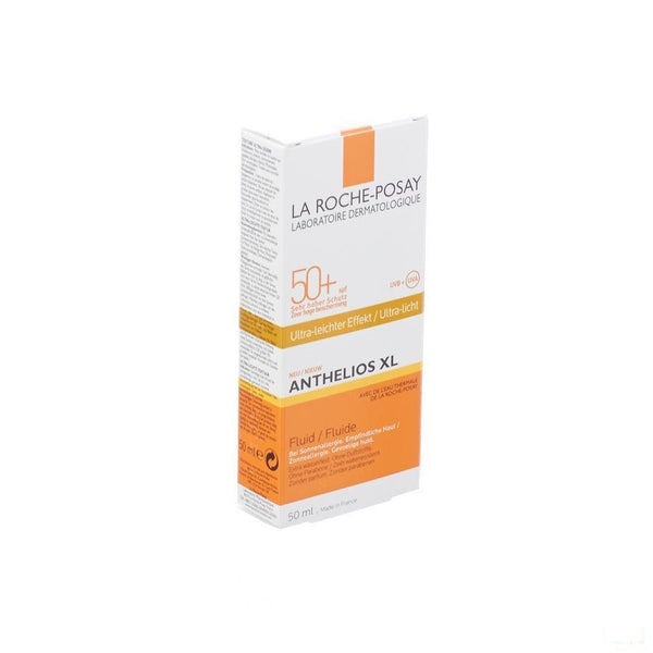 La Roche-Posay - Anthelios Ultra-Light Fluïde SPF50+ 50ml - Lrp - InstaCosmetic