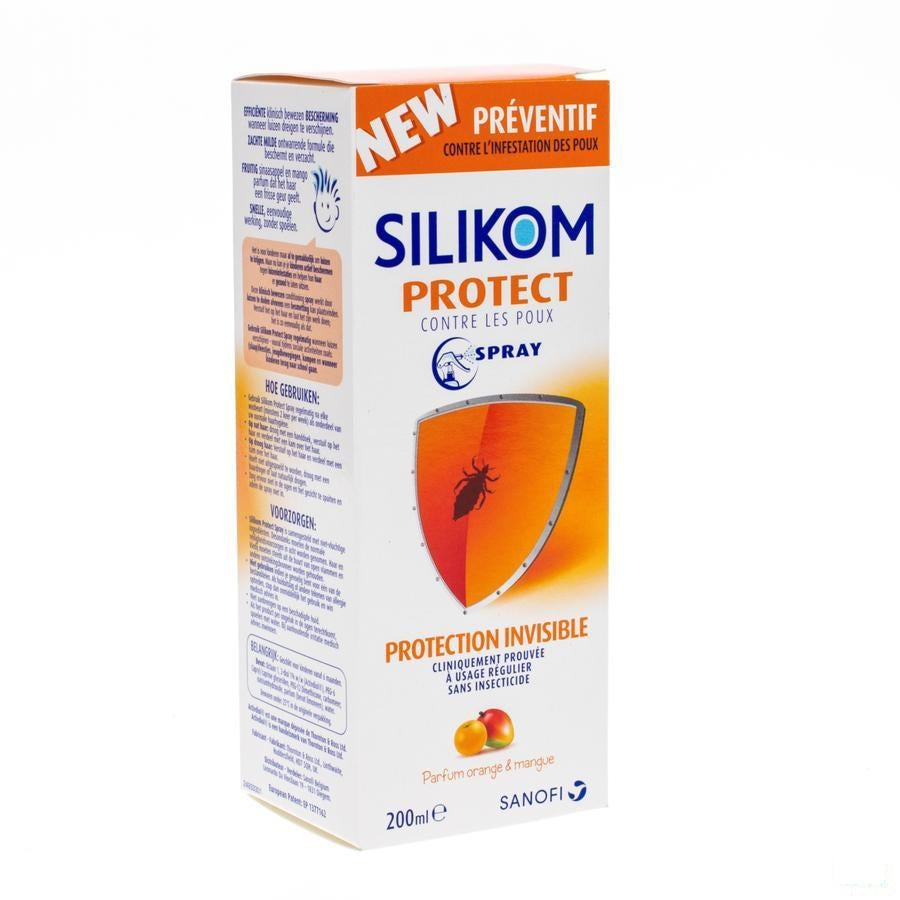 Silikom Protect Lotion Luizen 200ml