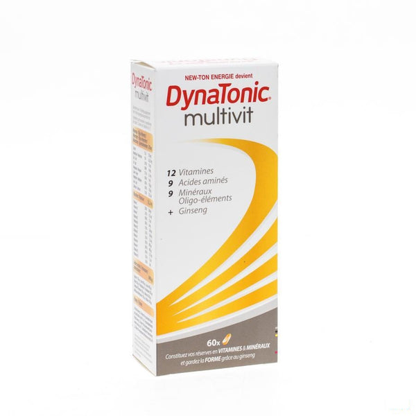 Dynatonic Multivit Tabletten 60 - Takeda - InstaCosmetic