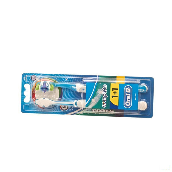 Oral B Tandenb Complete 5 Way Clean 40m 1+1 Free - Procter & Gamble - InstaCosmetic