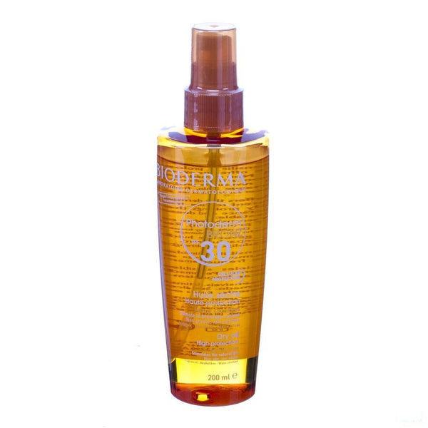 Bioderma Photoderm Bronz Ip30 Dr. Olie Spray 200ml - Bioderma - InstaCosmetic