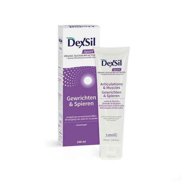 Dexsil Sport & Spieren Gel 100 Ml - B+ Pharma - InstaCosmetic