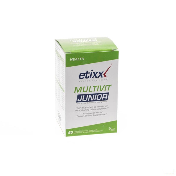 Etixx Multivit Junior Tabl 60 - Axone Pharma - InstaCosmetic