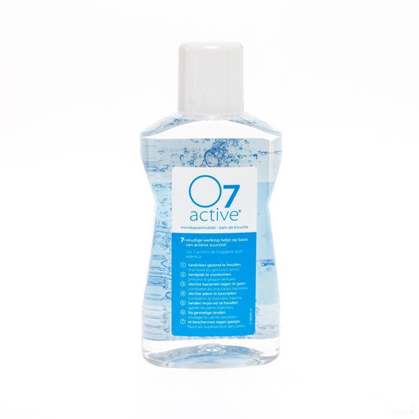 O7 Active Mondspoeling 500ml O7ms - Gum - InstaCosmetic