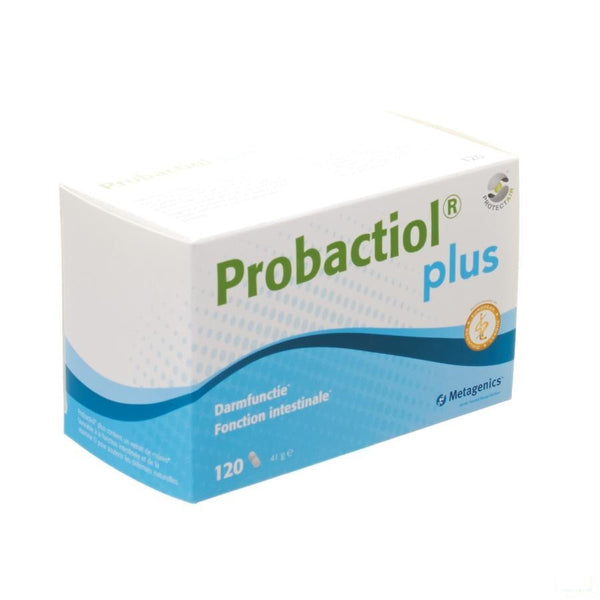 Probactiol Plus 120 Capsules - Metagenics - InstaCosmetic