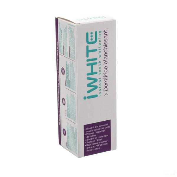 Iwhite Instant Tandpasta 75 Ml - Sylphar - InstaCosmetic