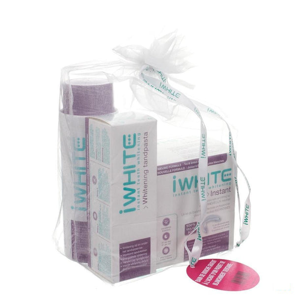 Iwhite Instant Pakket (3 Producten) - Sylphar - InstaCosmetic