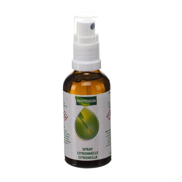 Phytosun Citronella Olie Spray 50ml - Phytosun - InstaCosmetic
