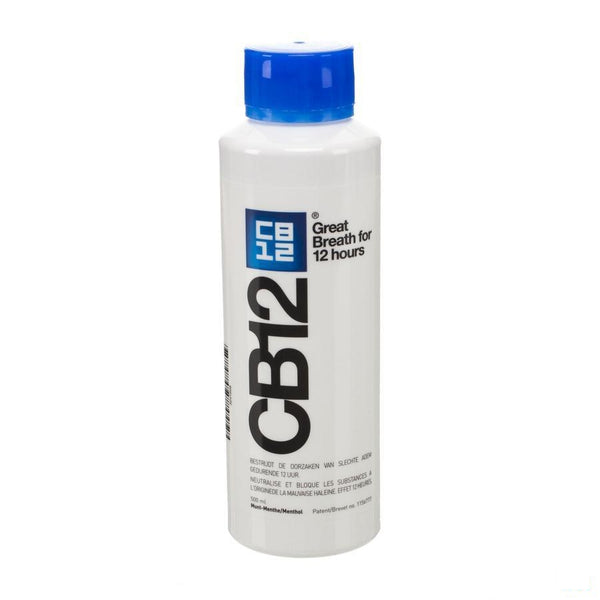 Cb12 Halitosis 500ml - Meda Pharma - InstaCosmetic