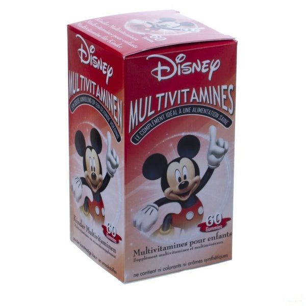 Disney Multivitamines Mickey 60 - Axone Pharma - InstaCosmetic
