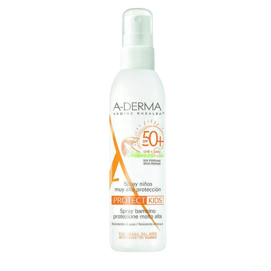 Aderma Protect Spray Kind SPF50+ 200ml