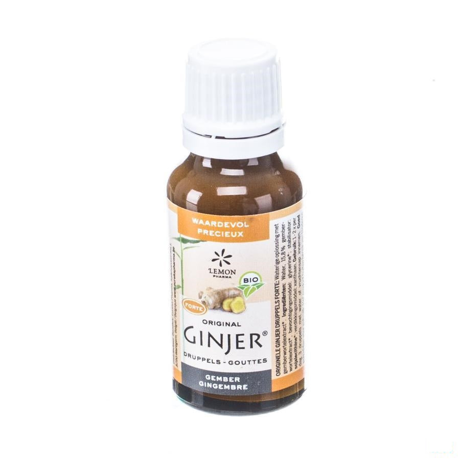 Ginjer Forte Gout. 20ml