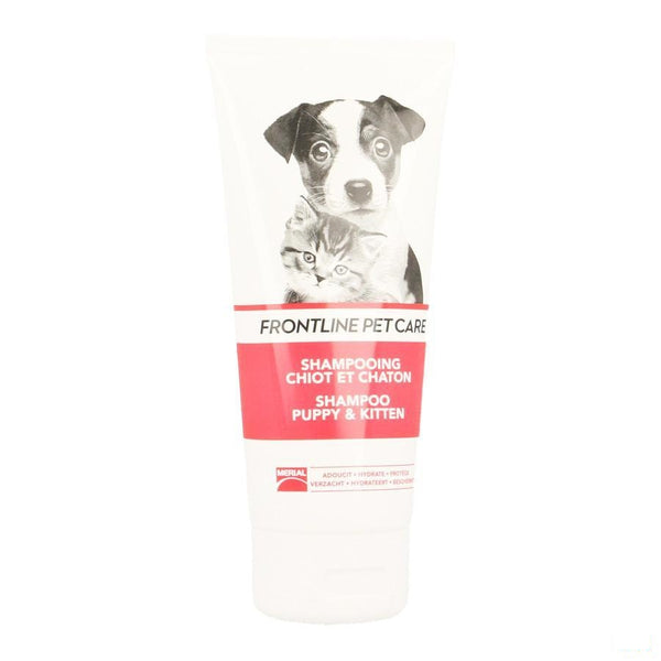 Frontline Pet Care Sh Chiot Chaton 200ml - Merial Belgium - InstaCosmetic