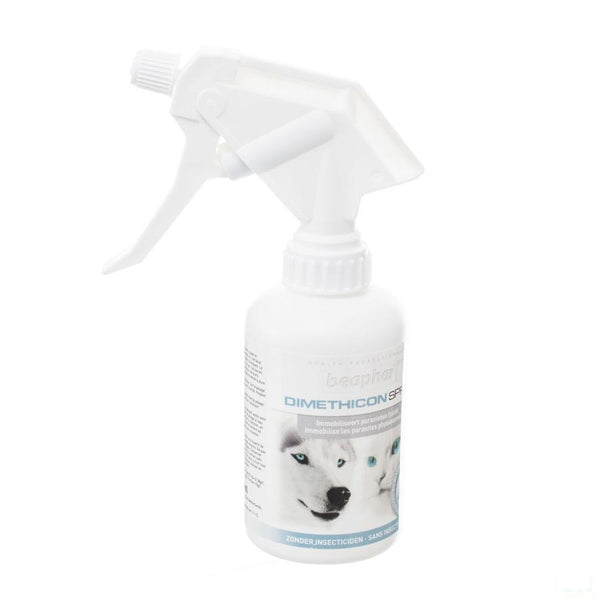 Beaphar Pro Dimethicon Spray voor honden en katten 250ml - Beaphar - InstaCosmetic