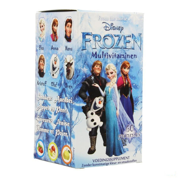 Disney Frozen Multivitaminen Gum. 60 - It's A Small World - InstaCosmetic