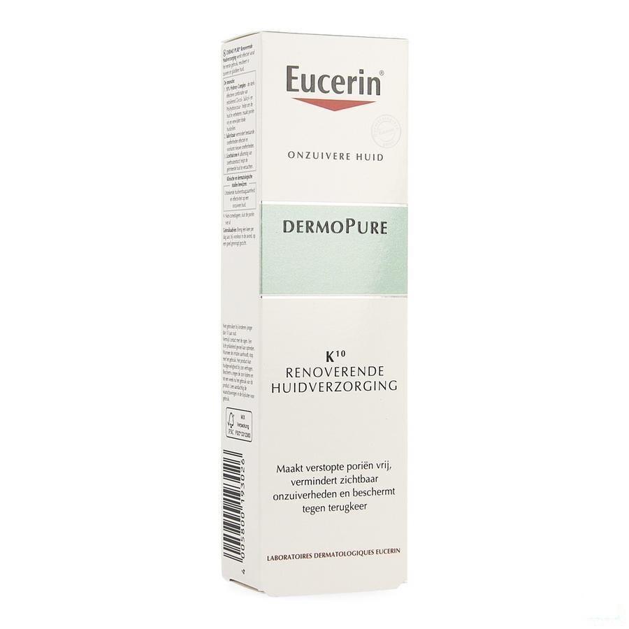 Eucerin Dermopure Resurface Treatment 40ml