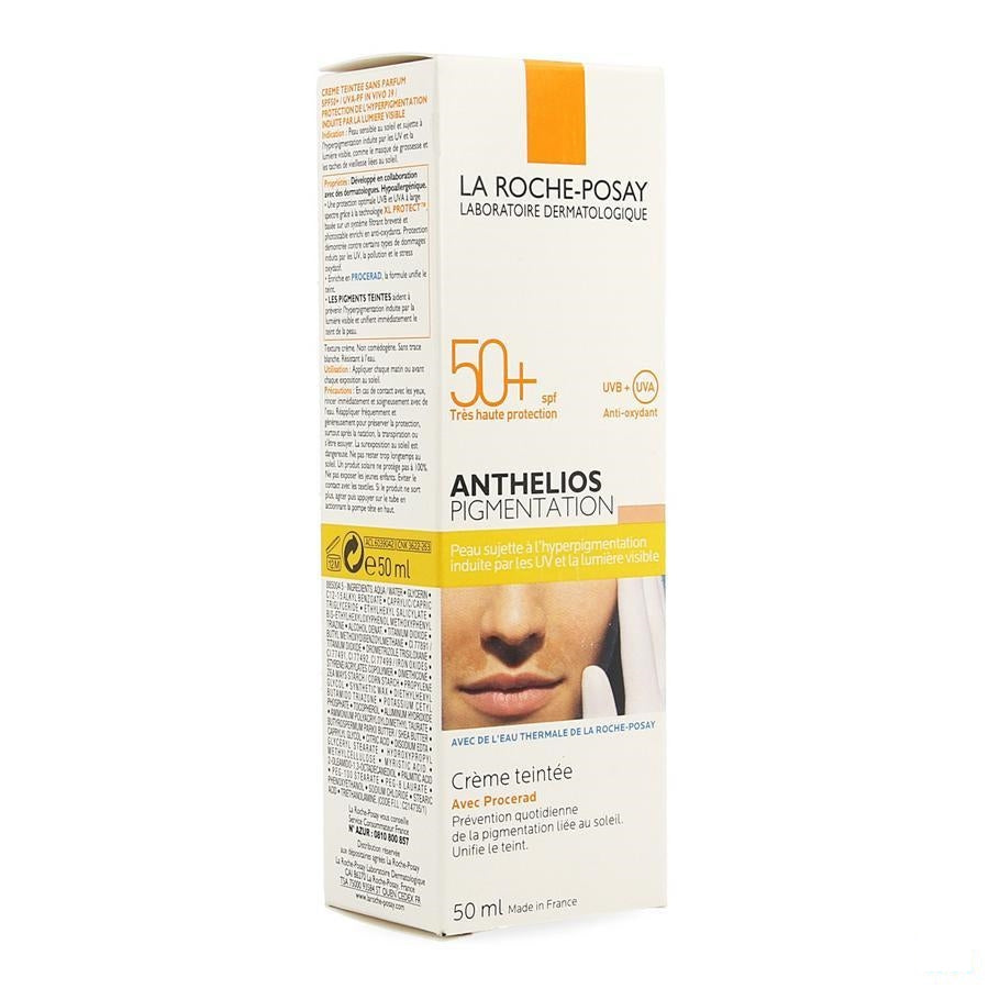 La Roche-Posay - Anthelios Pigmentation SPF50+ 50ml
