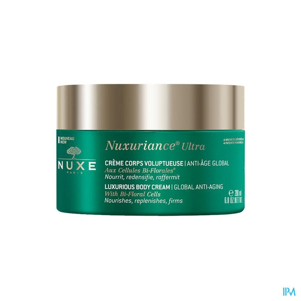 Nuxe Nuxuriance Ultra Creme Lichaam Volupt. 200ml - Nuxe Belgium - InstaCosmetic
