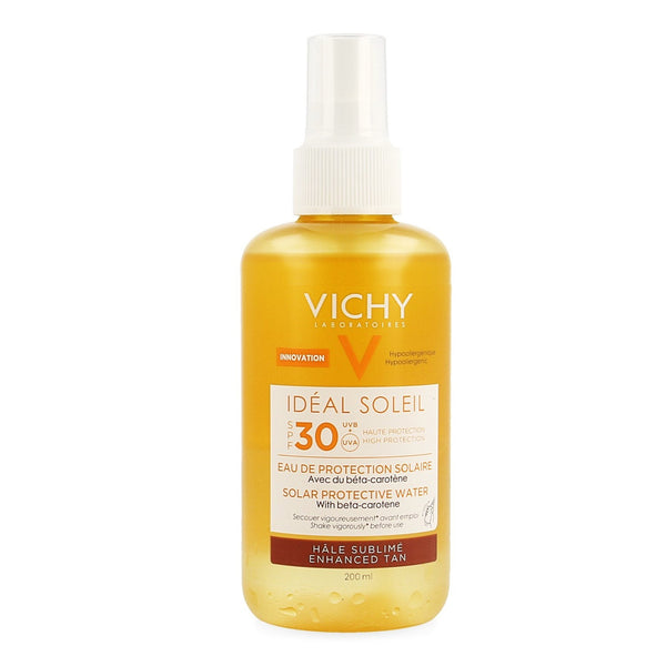 Vichy Ideal Soleil Beschermend Water Brons Ip30 200ml - Vichy - InstaCosmetic
