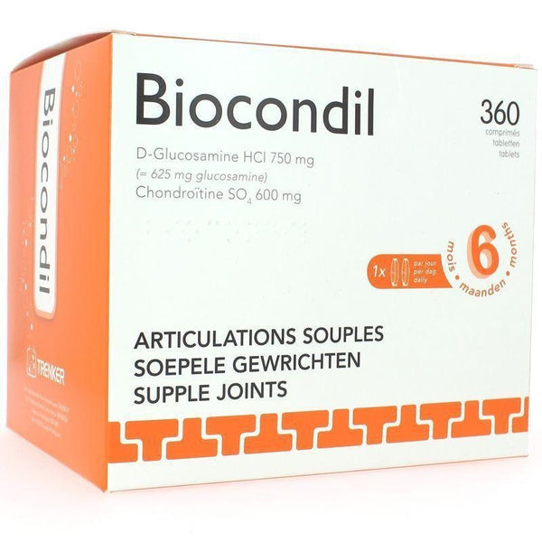 Biocondil 360 Tabletten - Trenker - InstaCosmetic